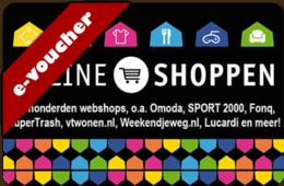 Webshop Giftcard e-voucher bestellen