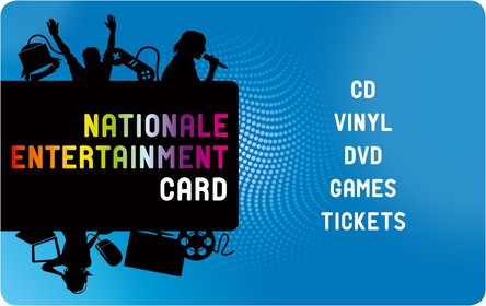 Entertainment Card