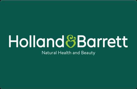 Holland & Barrett Cadeaubon