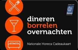 Nationale Horeca Cadeaukaart