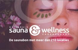 Sauna & Wellness Cadeaubon