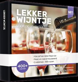 Lekker wijntje