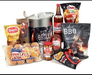 BBQ Kerstpakket