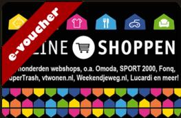 Webshop Giftcard