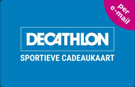 Decathlon Cadeaubon