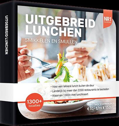 Uitgebreid Lunchen