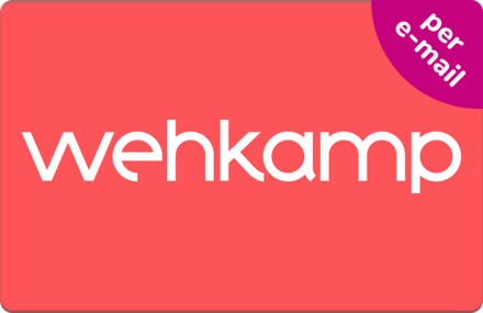 Wehkamp E-voucher